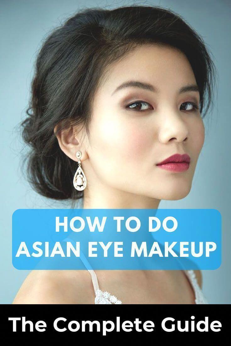 Die # detaillierte # Anleitung # zum # asiatischen # Augen-Make-up, #Covering – Make-Up Techniken