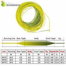 Shaddock Fishing 100FT 30.5m Floating Fly Fishing Line Gold WF-5F/6F/7F Weight Forward Fly Fishing Lines With 2 Welded Loops  $US $11.55 & FREE Shipping //   http://fishinglobby.com/shaddock-fishing-100ft-30-5m-floating-fly-fishing-line-gold-wf-5f6f7f-weight-forward-fly-fishing-lines-with-2-welded-loops/    #fishingreels