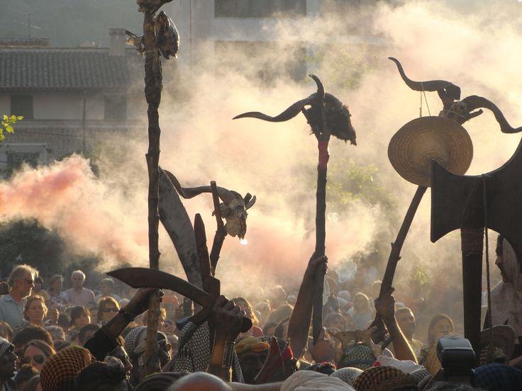 """Firó !!! Gedenken an die Schlacht von """"Mauren und Christen"""" von 1561! Am Montag, 11. Mai in Sóller"""