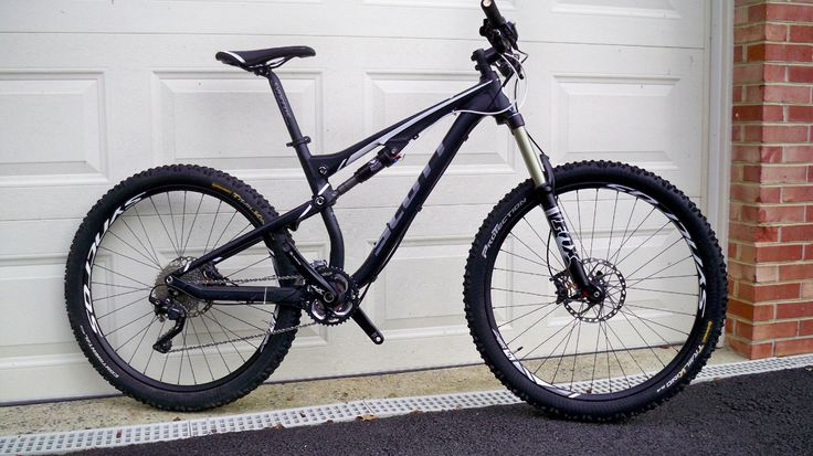 Reward 500 Stolen 2014 Scott Genius 730 Full Suspension