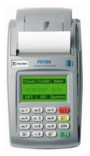 credit card machine for my business