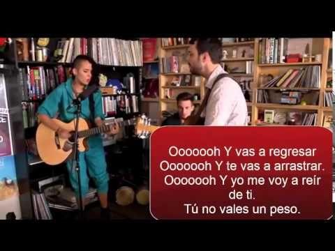 Amandititita metrosexual lyrics english