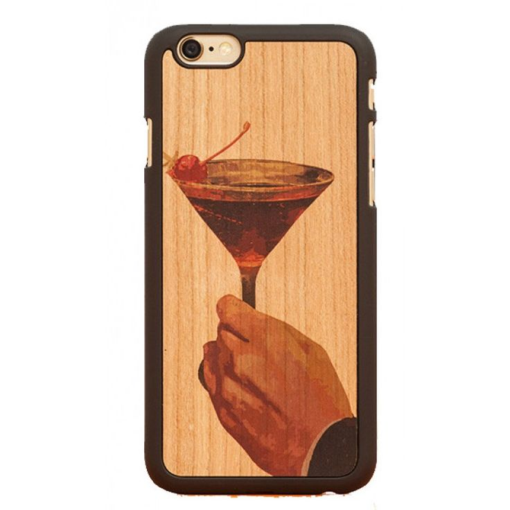 Wood'd iPhone Case   John-Andy.com