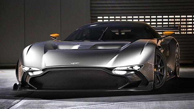 BBC - Autos - Exclusive: Up close with Aston Martin's 800bhp Vulcan