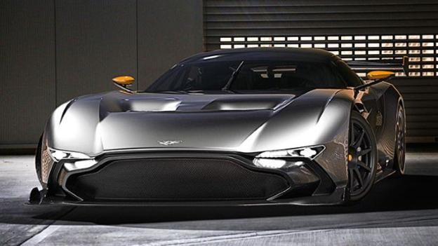 BBC - Autos - Exclusive: Up close with Aston Martin's 800bhp Vulcan