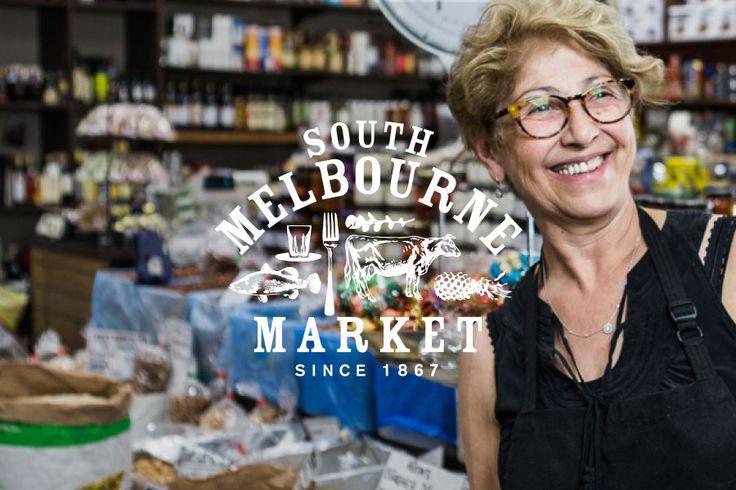 South Melbourne Market Autumn Trail