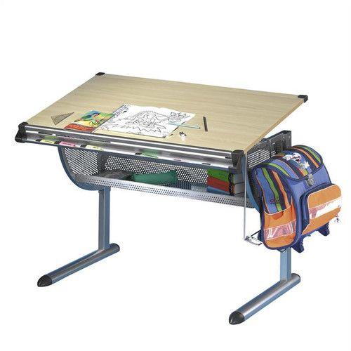 115 cm Zeichentisch Mario Jetzt bestellen unter: https://moebel.ladendirekt.de/buero/tische/schreibtische/?uid=ace47dbd-4f6e-5935-8109-34981ea2ec48&utm_source=pinterest&utm_medium=pin&utm_campaign=boards #buero #desks #tische #schreibtische #kids