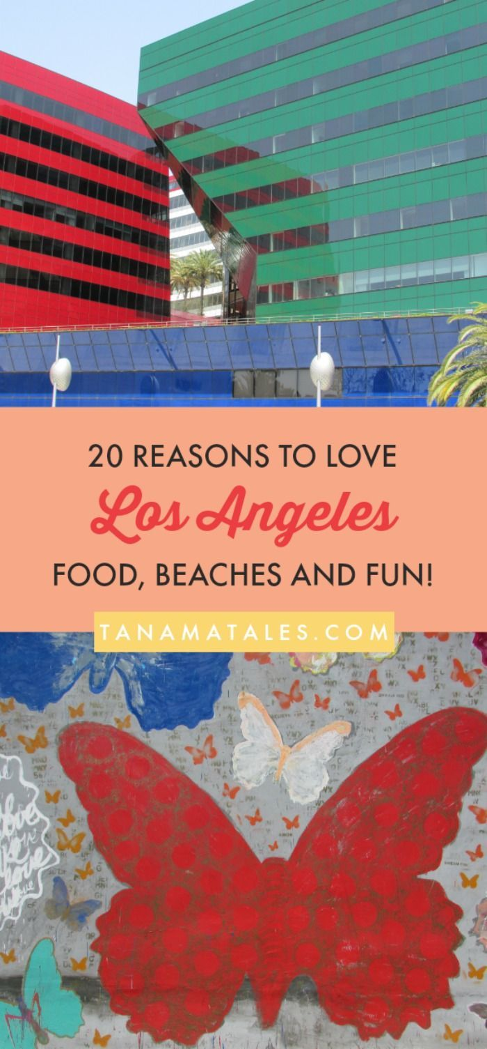 Things to Do in Los Angeles, #California – Travel tips and ideas - I have called Los Angeles home for more than 10 years and here are the reasons why I love the city (after reading this, I am sure you will love it too). This post highlights the city's diversity, food, beaches and green area.  Watch out! The city may surprise you! #LosAngeles #LA #USA