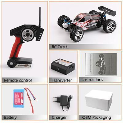 Electric Rc Cars 50Km/H 4WD Shaft Drive Trucks High Speed Radio Control Rc Monster truck,Super Power Ready toys