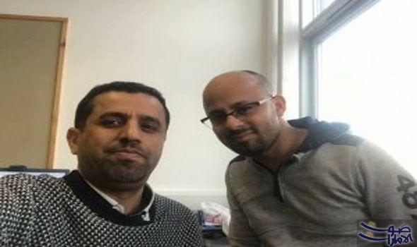 اليمني براق الأبارة يفوز ببراءة اختراع بمجال الإنترنت في بريطانيا أصدر مكتب تسجيل براءات الاختراع في جامعة أدنبره نابير ف Mens Sunglasses Men Square Sunglass