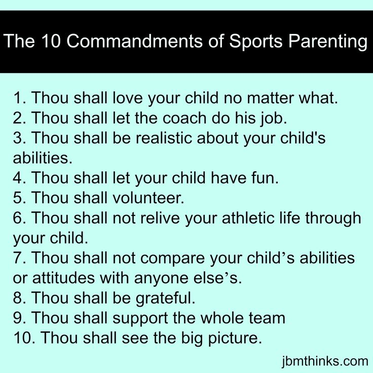 These are a great reminder for all skating parents!