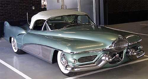 1951 Buick Le Sabre. wow wow wow, they don't make them like that anymore