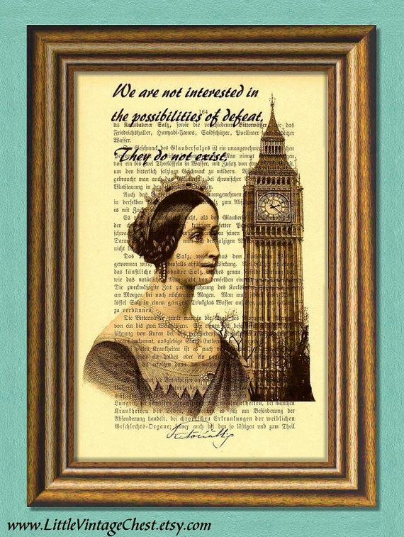 YOUNG QUEEN VICTORIA  British spirit  by littlevintagechest, $7.99