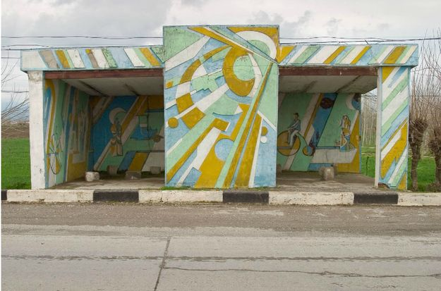 Bus stops were one of the only areas that Soviet designers were allowed any creative freedom. The results were—mixed.