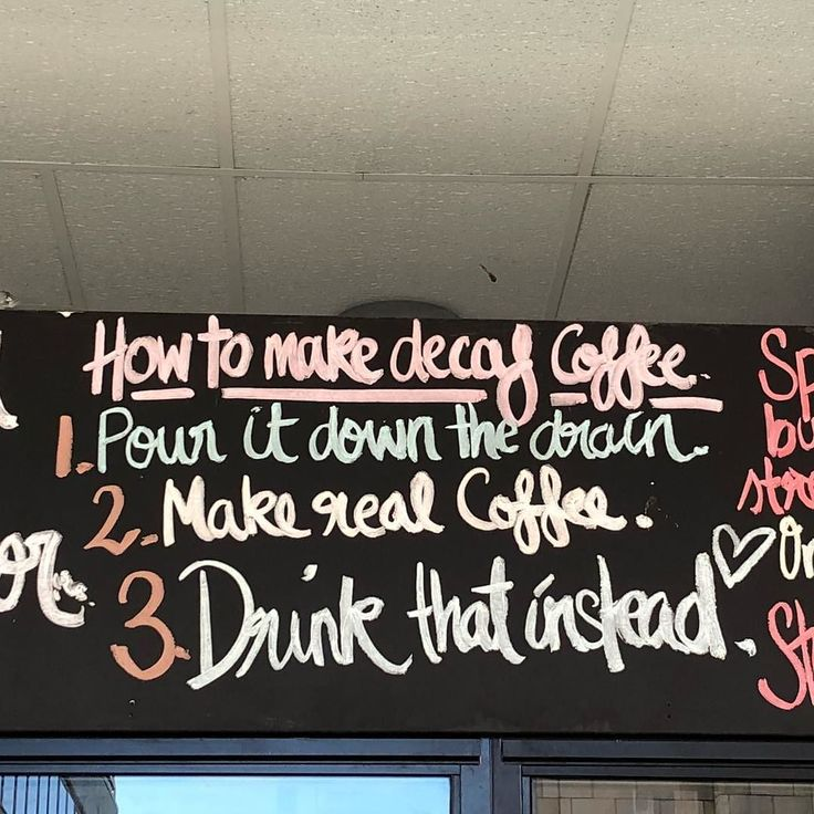 Best instructions on how to make #decaf #coffee from @the_bean_chamber  @charmteoh . . . #morningcoffee #parramatta #parramattacoffee