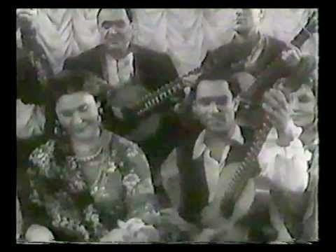 Gypsy dance, theatre Romen, 1940s
