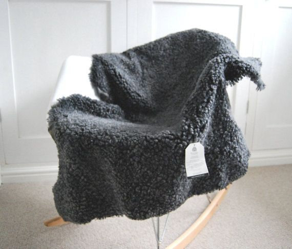 17 Best Ideas About Grey Sheepskin Rug On Pinterest