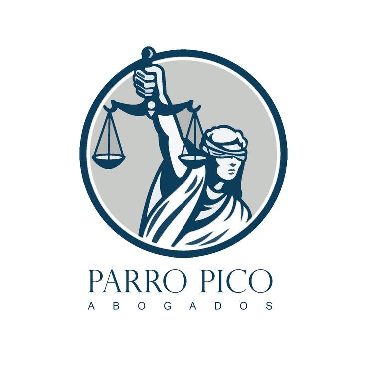 #Portfolio  Diseño de logotipo para Parro Pico Abogados.  #Hilarito #Logotipo #Logo #Diseño #DiseñoGráfico #Vector #Color #Logotype #Design #GraphicDesign #Branding #Marketing #Lawyer