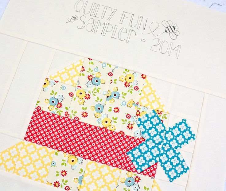 Quilty Fun Quilt Label