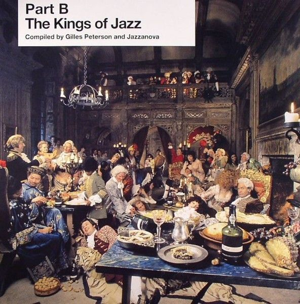 Various - The Kings Of Jazz (Part B) (Vinyl, LP) at Discogs