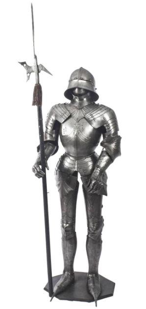 More Armor Slots German