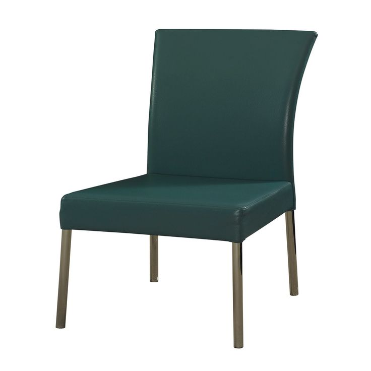 Powell Camille Teal Dining Chair