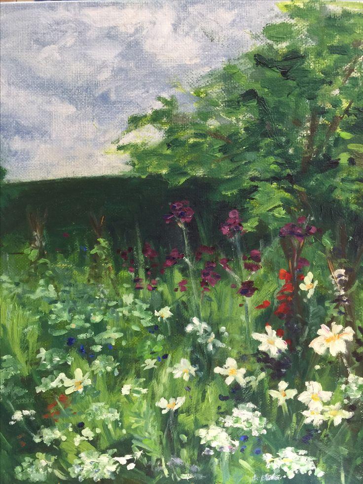 Botanics Edinburgh oil