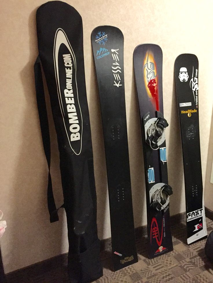 The race quiver!
