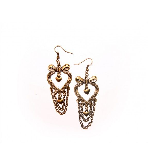 Chandelier earrings. available at www.aconite.at