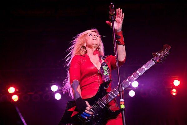 Лита Форд Выступление на Hard Rock Live