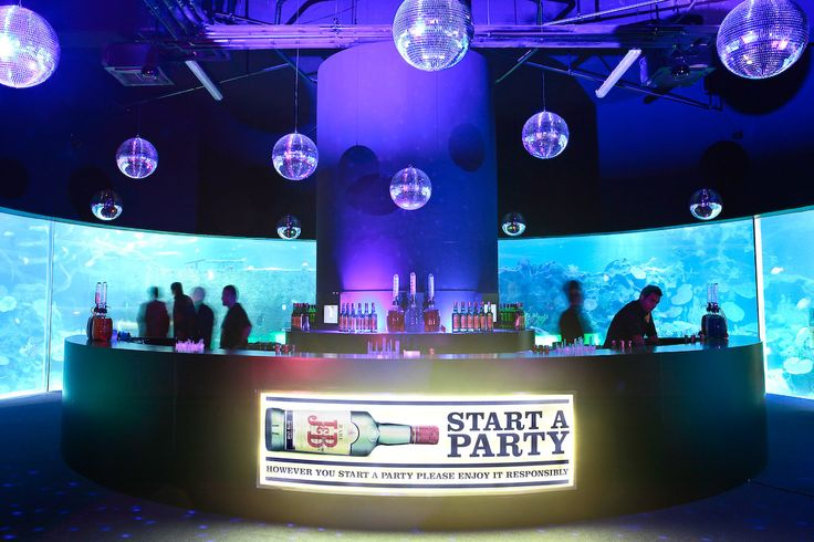 J&B New Year Party @ Turkuazoo Aquarium