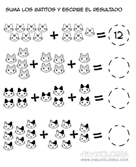 URL:http://www.dibucolorea.com/fichas-educativas/sumas-con-dibujos ...