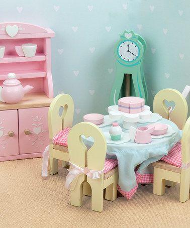 Look at this #zulilyfind! Daisylane Drawing Room Furniture Set by Le Toy Van #zulilyfinds