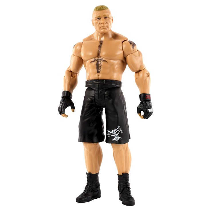 Wwe Brock Lesnar Action Figure - Series 64