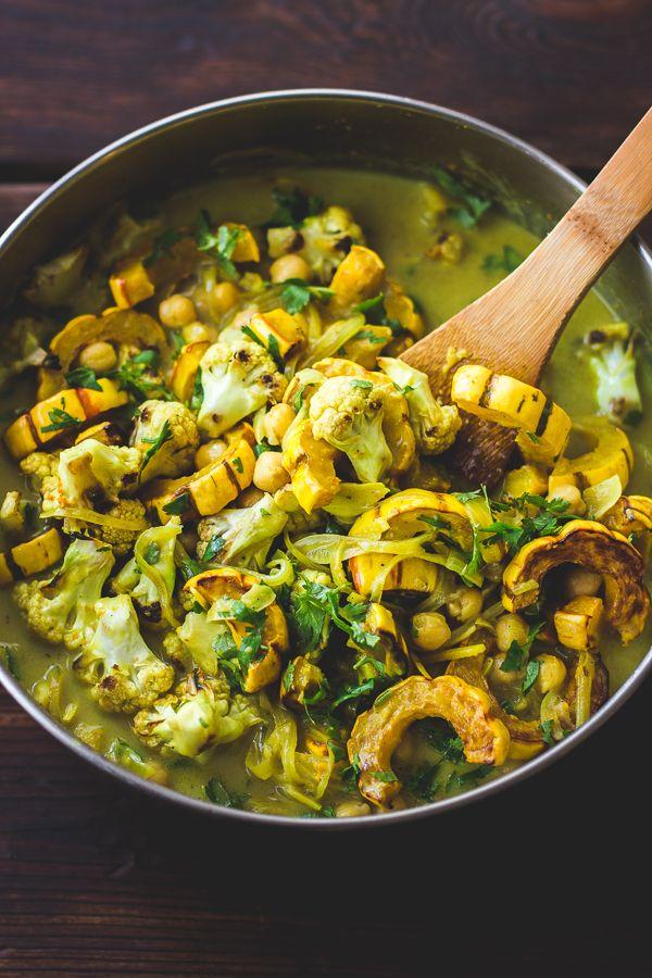 The Bojon Gourmet: Roasted Delicata Squash, Cauliflower ...