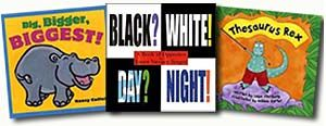 Are you on the lesson plans of teaching synonyms and antonyms? These books can help!