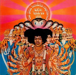 Buy The Jimi Hendrix Experience Axis Bold As Love Vinyl Record LP Track 612 003 at planetearthrecords.co.uk