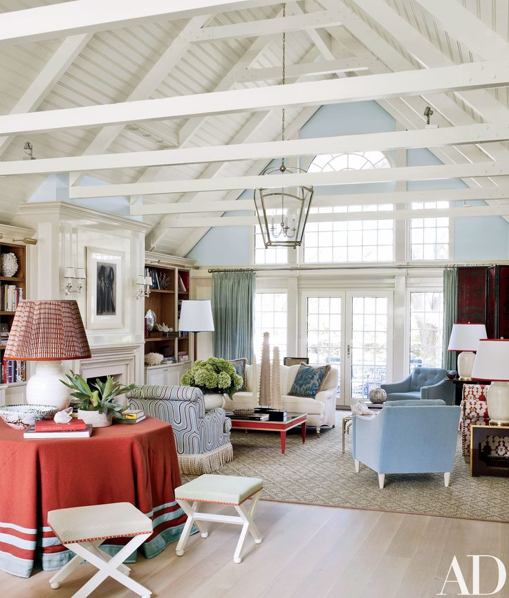 Bring The Shore Into Home With Beach Style Living Room: 17 Best Ideas About Hamptons Beach Houses On Pinterest