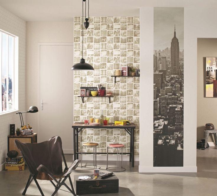 caselio jugendzimmer tapetenpaneel new york im fantasyroom shop online bestellen oder im ladengeschft in lrrach kaufen besuchen sie uns - Jugendzimmer Im New York Stil