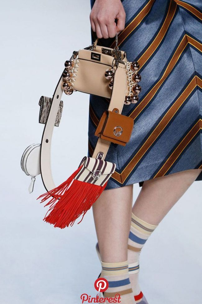 The 21 Coolest Accessories We Saw This Fashion Month   Accordions and flamingos and crowns, oh my! – Fashion Accessory