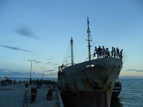 Objek Wisata Pelabuhan Leppe Bulukumba