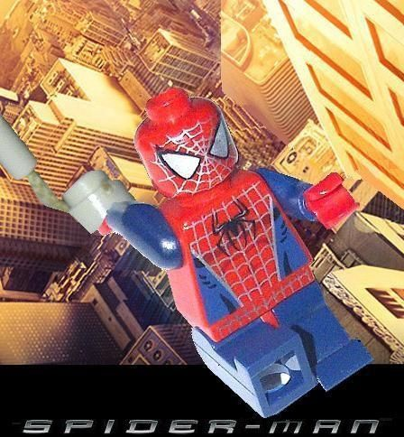 114 best images about lego movie posters on pinterest - Lego spiderman 3 ...