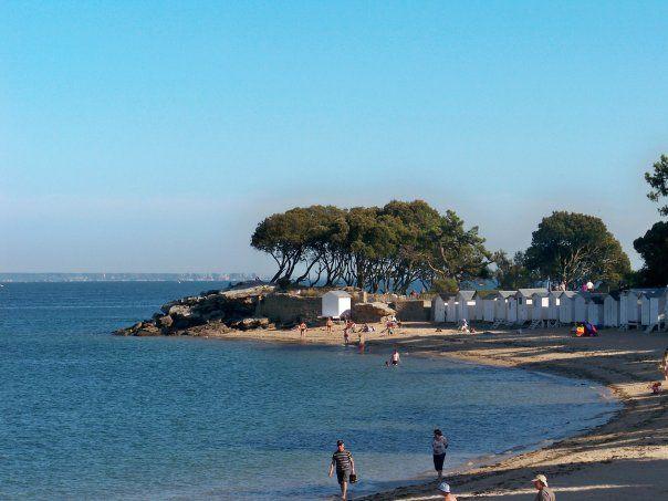 La plage des Dames vous accueille avec élégance à Noirmoutier