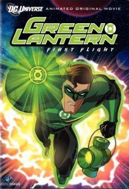 DC Comics The Lantern: First Flight