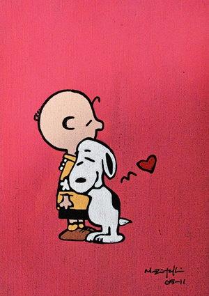 so cute. i love the idea of a peanuts room