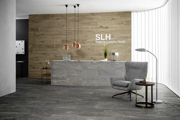 #mystone pietra di vals | ceramic #stone | #ceramic #tiles | #flooring | #covering | #Marazzi