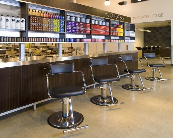 A paul mitchell color bar sayy what salon spa ideas for A salon paul mitchell