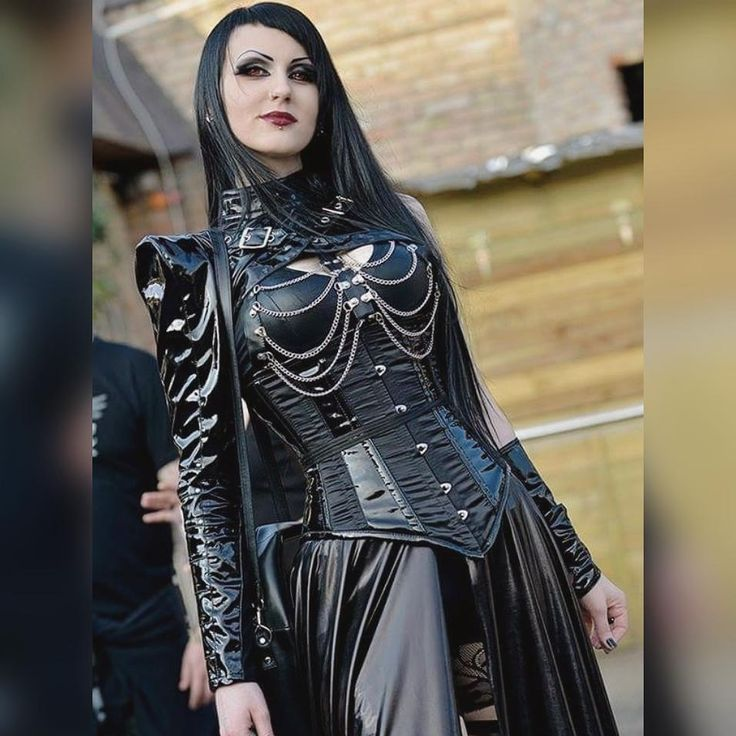 "714 Likes, 20 Comments - Vanessa Vergissmeinnicht (@vanessa_vergissmeinnicht) on Instagram: ""Time for another throwback  #throwback #thursday #gothic #festival #munich #dmf #lipservice #pvc…"""