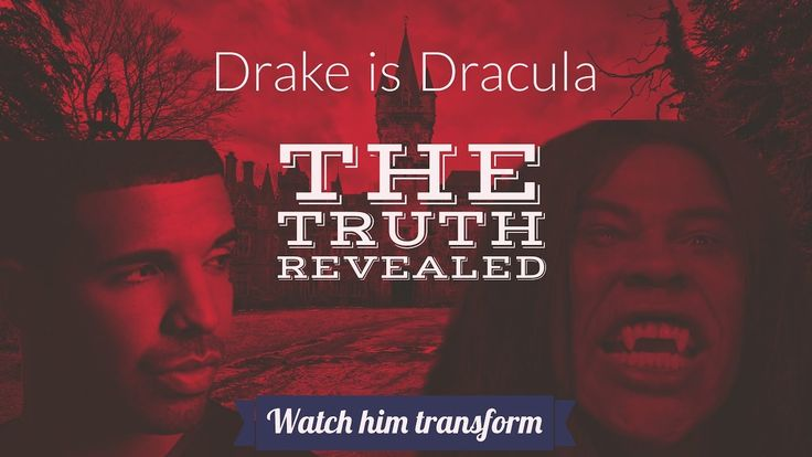 Drake is not who you think he is! The Truth REVEALED!!!! - YouTube