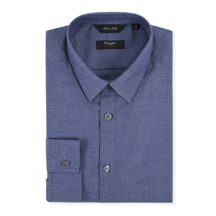 Paul Smith | Navy Twill Byard Shirt